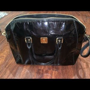 Handbags - Authentic Mcm Bowler Bag